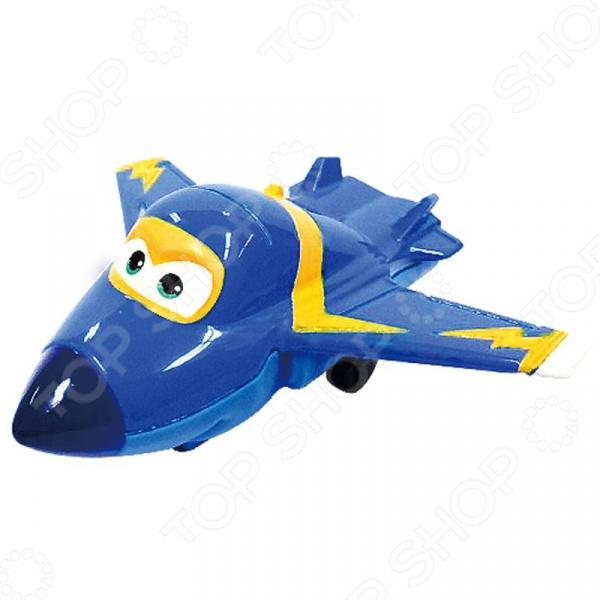 Самолет игрушечный Super Wings «Джером» инерционный самолет джером супер крылья