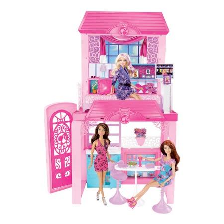 Купить Домик кукольный Mattel 7945X