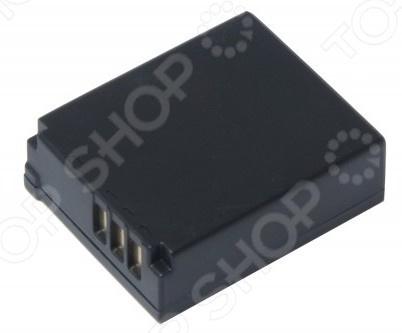 Аккумулятор для камеры Pitatel SEB-PV705 для Panasonic Lumix DMC-TZ1/TZ2/TZ3/TZ4/TZ5, 1000mAh