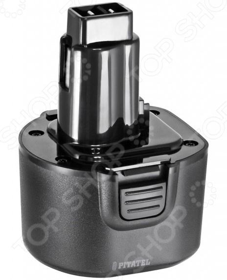 Батарея аккумуляторная Pitatel TSB-014-DE96-13C (DEWALT p/n DE9036), Ni-Cd 9,6V 1.3Ah