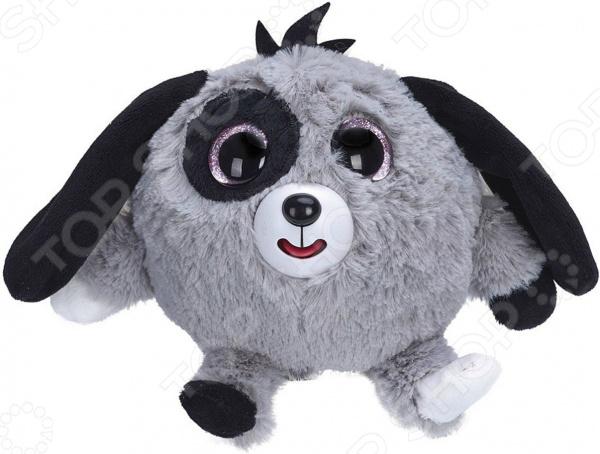 Мягкая игрушка интерактивная 1 Toy Дразнюка-Zooка «Собачка серая» собачка интерактивная с аксессуарами