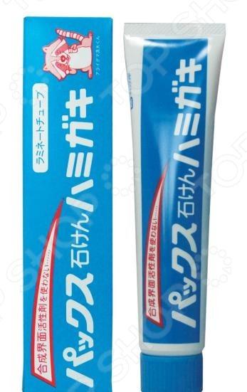 Зубная паста Pax для чистоты зубов и полости рта