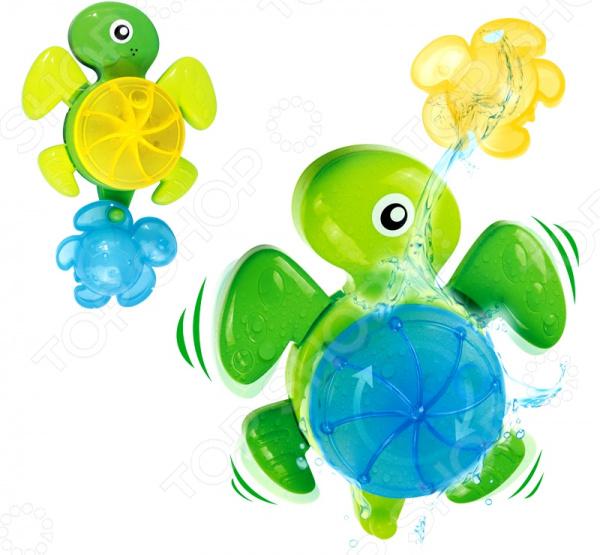 Набор игрушек для купания Наша Игрушка «Черепашка» игрушки для ванны жирафики набор для купания черепашка и пингвин