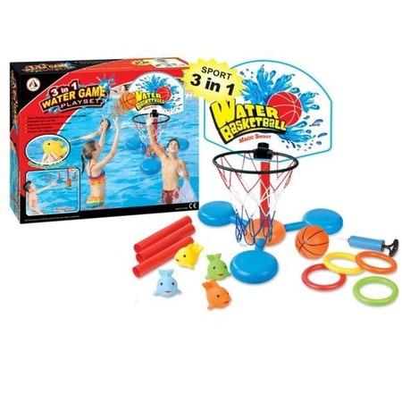 Купить Игра спортивная Shantou Gepai «3в1. Для игр на воде» AJ4074WG