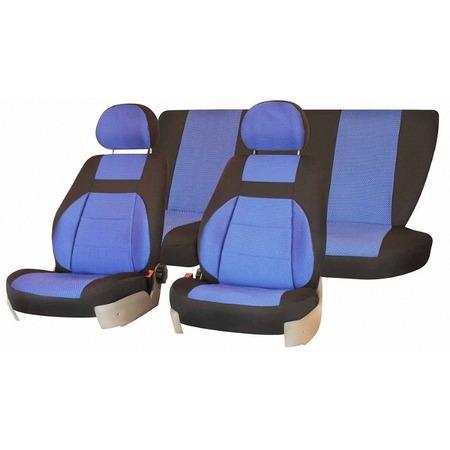 Купить Набор чехлов для сидений Defly LADA Granta, 2011-2018