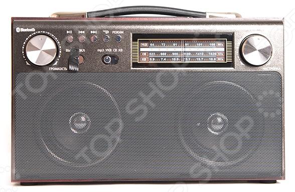 Радиоприемник СИГНАЛ БЗРП РП-322 стационарный