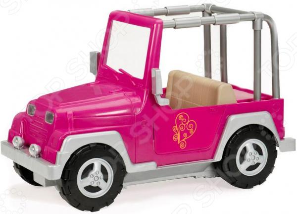 Машина для куклы Our Generation Dolls «Джип»