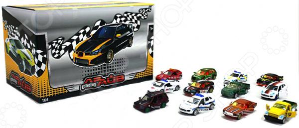 Машинка игрушечная Yako «Микс» 1724578. В ассортименте
