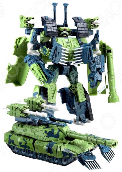 Робот-трансформер Machine boy «Танк»