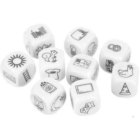 Купить Игра настольная Bradex «Кубики историй»