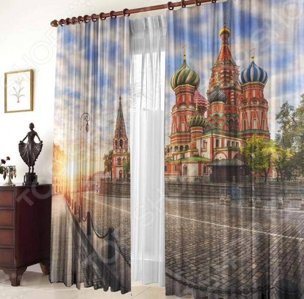 Фотошторы ТамиТекс «Моя Москва»