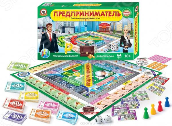 Игра настольная Русский стиль «Предприниматель»