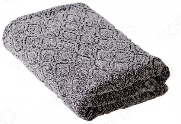 Полотенце махровое Ecotex «Джаз» полотенце ecotex джаз 50x90 серый jt 01 m серый charcoal