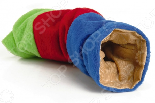 Туннель для грызунов Beeztees Sleeve case cowhide sleeve
