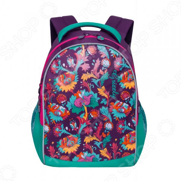 Рюкзак молодежный Grizzly RD-836-1 рюкзак молодежный grizzly rd 750 2 1