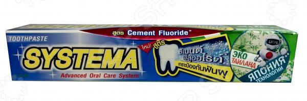 Зубная паста Lion Thailand Systema для ухода за деснами