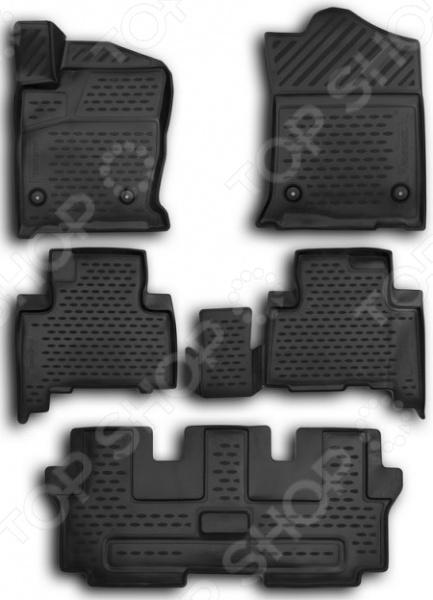 Комплект 3D ковриков в салон автомобиля Element HAVAL H9, 2015 dia 400mm 900w 120v 3m ntc 100k round tank silicone heater huge 3d printer build plate heated bed electric heating plate element