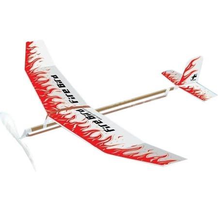 Купить Резиномоторная модель планера ZT Model «Крылья Апач»