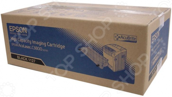 Тонер-картридж Epson для AcuLaser C3800