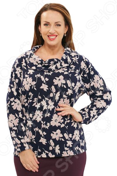 Блуза Матекс «Живые цветы». Цвет: розовый живые цветы в вакууме купить в саратове