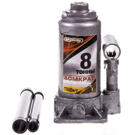 Купить Домкрат гидравлический бутылочный SKYWAY Standart