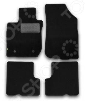 Комплект ковриков в салон автомобиля Klever Renault Sandero 2010 Standard