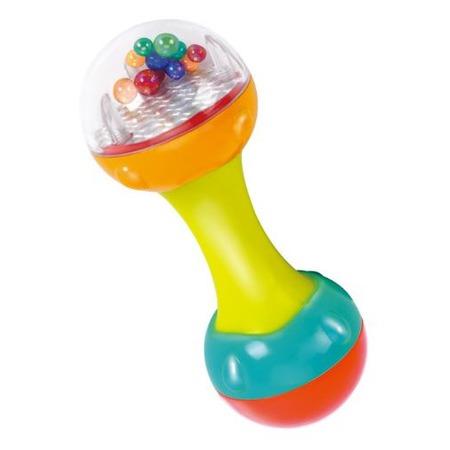 Купить Игрушка-погремушка Huile Toys «Гантель»