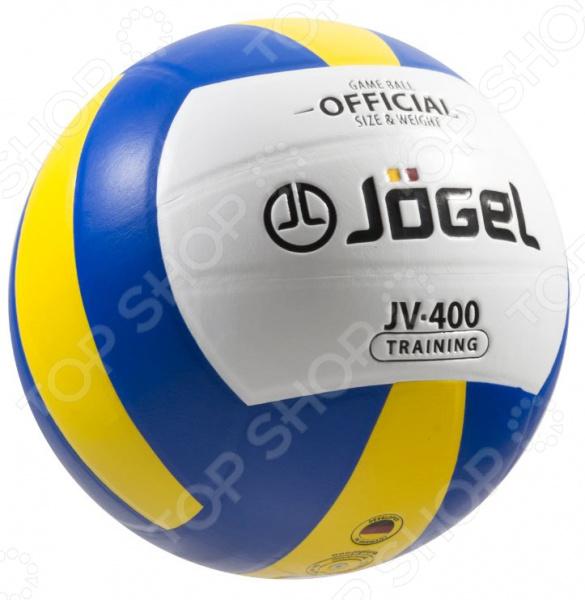 Мяч волейбольный Jogel JV-400 мячи спортивные jogel мяч баскетбольный jogel jb 300 6