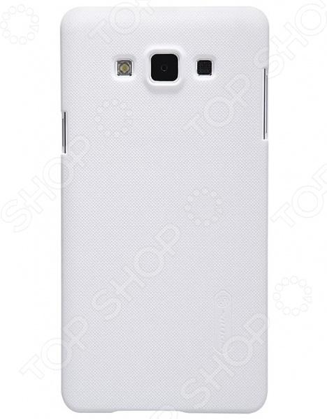 Чехол защитный Nillkin Samsung Galaxy A7 A700 аксессуар чехол samsung galaxy a7 2017 with love moscow silicone russia 5090