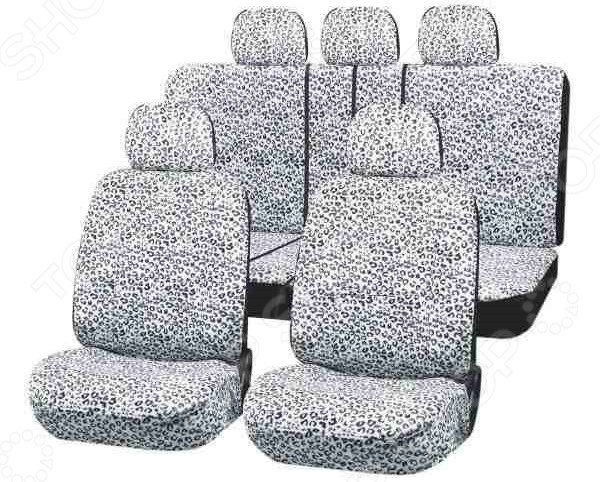 Набор чехлов для сидений SKYWAY Safari «Ирбис»