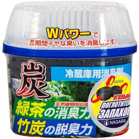 Купить Уголь для устранения запаха в холодильнике NAGARA