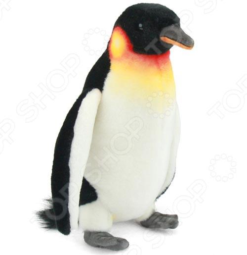Мягкая игрушка Hansa «Императорский пингвин» мягкая игрушка пингвин tux купить