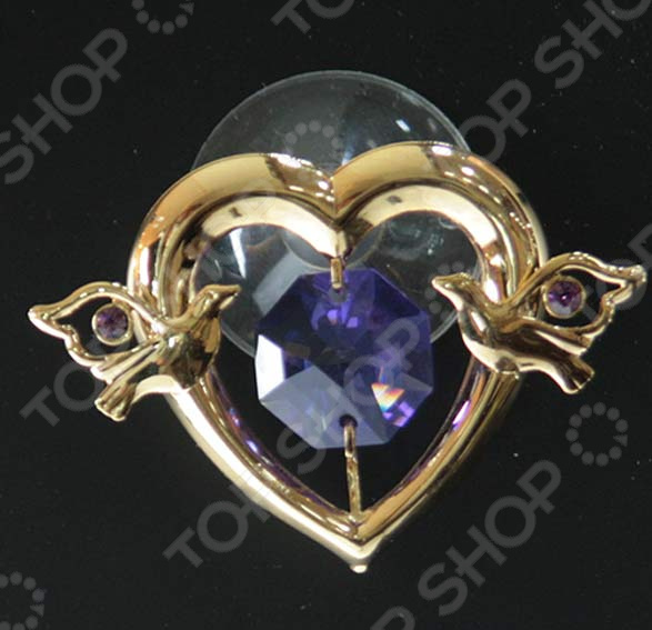 Crystocraft «Балерина» с кристаллами Swarovski 67502