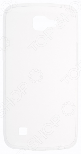 Чехол защитный skinBOX 4People для LG K4