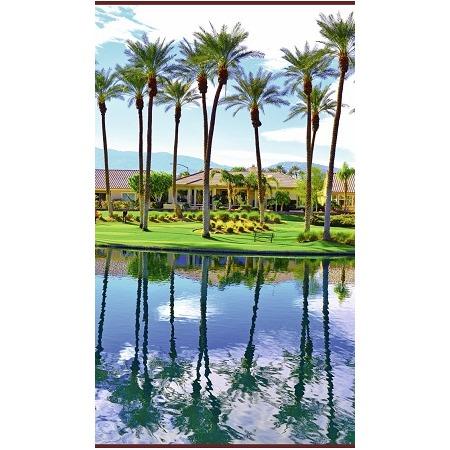 Купить Обогреватель настенный Домашний очаг «Пальмы»