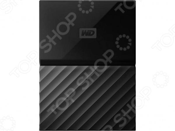 Внешний жесткий диск Western Digital WDBLHR0020BBK-EEUE