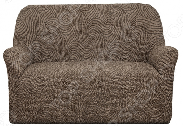 Zakazat.ru: Натяжной чехол на двухместный диван Еврочехол «Этна. Сицилия»