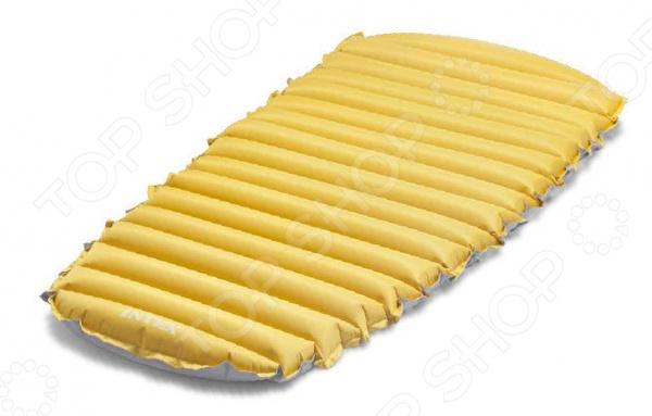 Матрас надувной кемпинговый Intex с68708 надувной матрас intex 152x203x46cm 64458