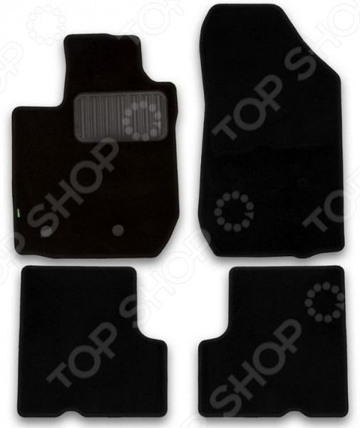 цена на Комплект ковриков в салон автомобиля Klever Standart для LADA Largus универсал, 2012, 5 мест