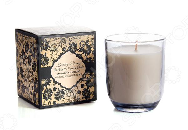 Свеча ароматическая «Букет ароматов»