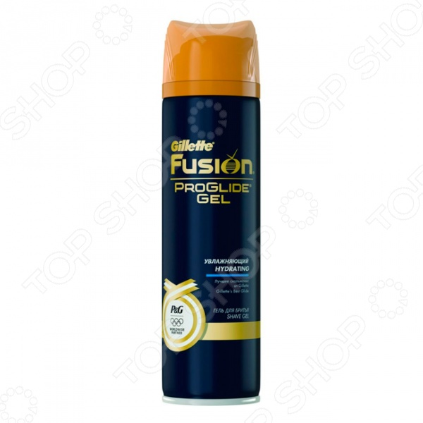Zakazat.ru: Гель для бритья Gillette Fusion ProGlide Gold