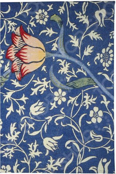 Визитница Mitya Veselkov «Тюльпан на синем» визитницы mitya veselkov визитница тюльпан на синем