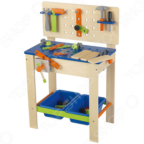 Верстак игрушечный KidKraft с инструментами игровой набор kidkraft верстак с инструментами для мальчика