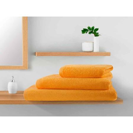 Купить Полотенце махровое Guten Morgen. Цвет: оранжевый