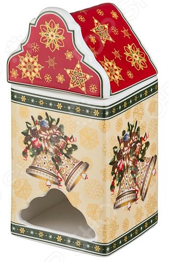 Банка для чайных пакетиков Lefard Christmas Collection 586-163