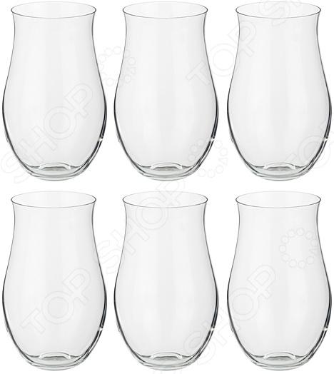 Набор стаканов Bohemia Crystal «Аттимо» 674-444