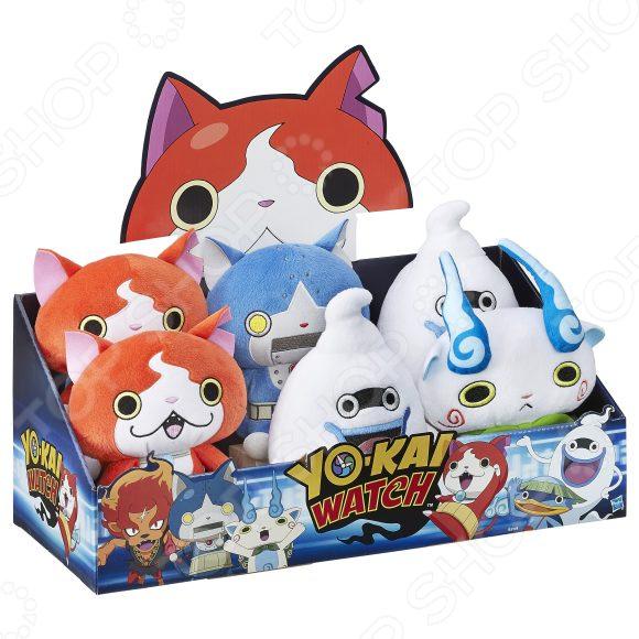 Мягкая игрушка Hasbro Yo-Kai Watch «Плюш». В ассортименте
