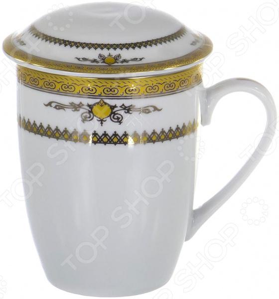 Кружка заварочная OlAff Mug Cover LRG-MSCM-001