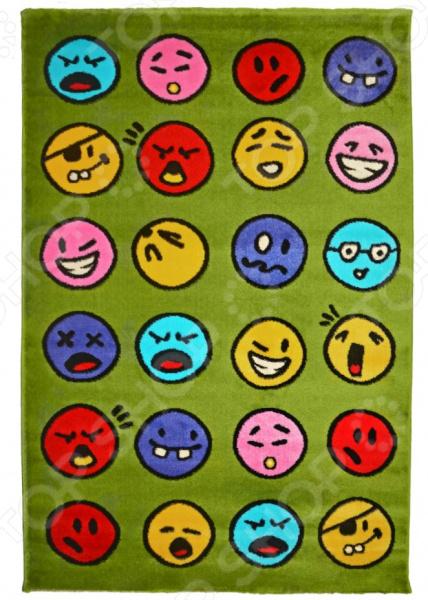 Ковер для детской комнаты URGAZ Like&Smile