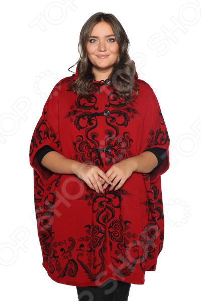 Пончо Milana Style «Приятный голос» платье milana style milana style mi038ewxjv28